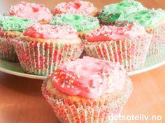 Hummingbird Vanilla Cupcakes