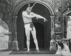"""""""La danseuse microscopique"""" de Georges Méliès, programmé le 19/12 à 14h30 http://www.forumdesimages.fr/les-programmes/magique/alice_1"""