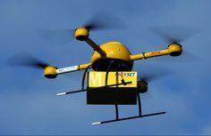 La Poste suisse teste aux Etats-Unis la livraison de colis par drone - Suisse - Actualités - Le Nouvelliste Online - Quotidien Valaisan