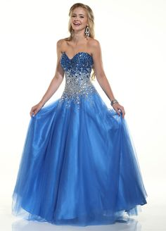 Disney Forever Enchanted Prom Dresses