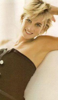 Diana Princess of Wales   Photographed by Mario Testino 1997