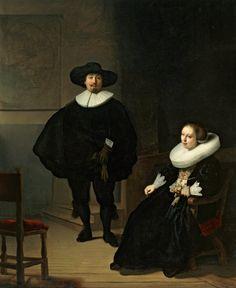Photo credit: Rembrandt Research Project Foundation and Professor Ernst van de Weterin