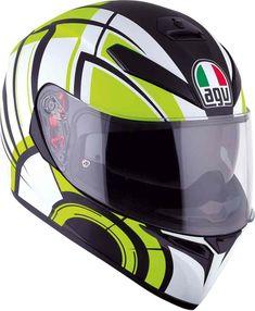 bf29a8d1 AGV K3 SV Avior Mens Motorcycle Helmets - X-Large Mens Motorcycle Helmets,  Bike
