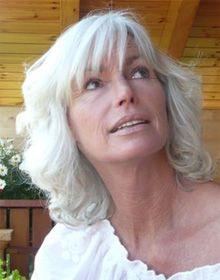 "Sedcard von ""Francesca R. - Seniormodel No. 746"" Senior models Agentur München"