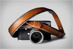Re-Process Camera Strap | By Hard Graft