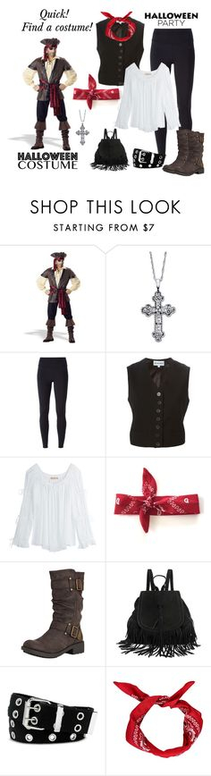 """""""Last minute Halloween costume"""" by molly2222 ❤ liked on Polyvore featuring NIKE, Ann Demeulemeester, Michael Kors, Ryder, Rocket Dog, Relic, Boohoo and 60secondstyle"""