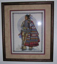 Joan Elliott's Indian Warrior 2009