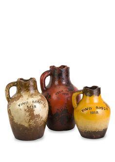 Tuscan pottery