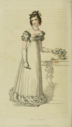 1821 - Ackermann's Repository Series 2 Vol 12 - December Issue