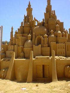 #SandCastle