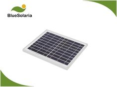 BlueSolaria's off grid solar panel is laminated with tempered glass. This solar panel adopts efficient poly solar cell. It is durable, waterproof. Off Grid Solar Panels, Small Solar Panels, Portable Solar Power, Off The Grid, Water Systems, Frame, Glass, Picture Frame, Drinkware