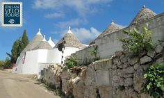 Italian Velo Tours, Trulliland and Salento. End of October cycling Apulia.