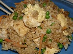 Chicken Fried Rice (3 Points)