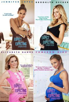 """What To Expect When You're Expecting"" <- Gotta see this!"