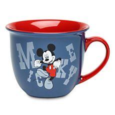 Mickey Mouse Mug with Lip