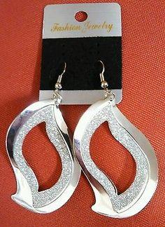 Dangle Earrings Free Shipping Deja New Brand Silver Stainless Drop Jewelry Women