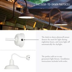 Original™ Barn Light Gooseneck Light | Barn Light Electric