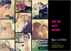 Wedding Announcement ?