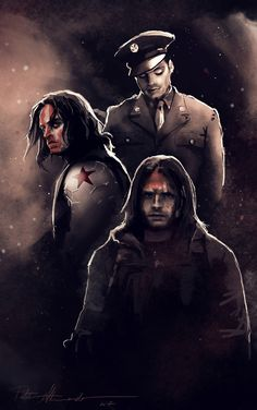 "Mirror | Bucky Barnes ""You cannot create a monster and then condemn it. Hate it's ugly features, it's terrible gait. When I look into the mirror I do not see myself But all of you who made me. - David..."