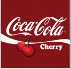 Coca Cola met kersen