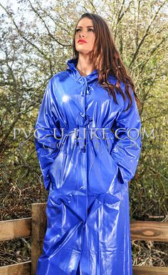 PVC Plastic Vinyl Raincoat Regenmantel rainwear imperméable mac fetish Pacamac | eBay