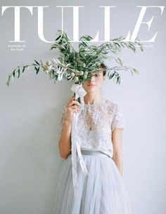 Tulle Magazine is a digital publication for the modern bride.