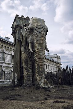 The elephant from les mis.