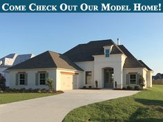 TWO #ModelHomes to View at #CypressBend Saturday & Sunday, 1pm-4pm!