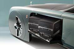 Rolls-Royce lança carro-conceito totalmente automatizado