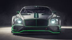 Bentley Teases With An All-New Continental GT3 Racer For The Next Season