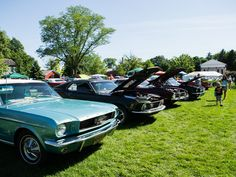 Make your way to a vintage auto enthusiast's dream destination as Motor Muster celebrates American automotive history and innovation at Greenfield Village.