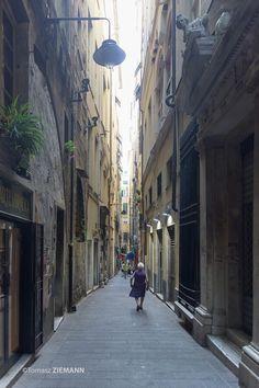 Genua. Włochy. Italia.