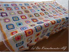 14. September 2010 :: The Granny Square Blanket