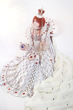 Trinity Blood - Queen Esther by *adelhaid on deviantART #trinityblood #cosplay