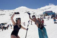 10 Reasons To Ski In Spanish Sunshine