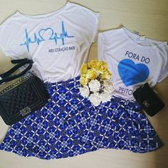 look-mae-e-filha-saia-camiseta-bolsa-igual-mae-e-filha-comprar