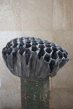 Péter Gálhidy Életdér,   2018, oak (tölgy) Contemporary Sculpture, My Works, Ottoman, Chair, Furniture, Home Decor, Art, Art Background, Decoration Home