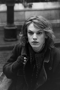 Jamie Campbell Bower as Anthony.(: he looks so young here, I just might cry.