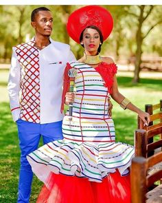 South African Traditional Dresses, Traditional Wedding Dresses, Ladies Fashion, Womens Fashion, African Outfits, Kitenge, Trendy Dresses, Affair, Brides