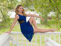 Lace Dress - Chloe Lukasiak for Just For Kix #dance #dancewear #chloelukasiak