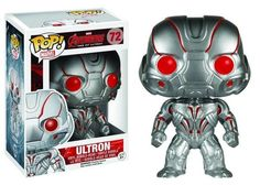 Figurine Pop Ultron Avengers : L'Ère d'Ultron - N°72 @ReferenceGaming