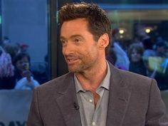 You MUST watch both of these short videos-- Les Miserables interviews-- the whole cast, then just Hugh Jackman. I would do anything to go back and time and be outside there!