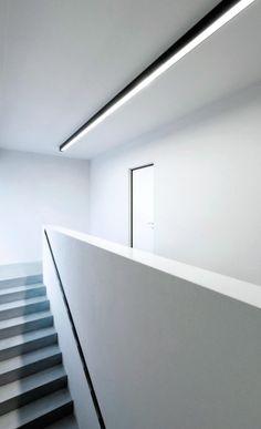 Intra Lighting d.o.o. | Gyon C GL linear fluorescent ceiling light