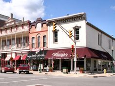 Noblesville, IN ranks as #4 on the list.  So proud of my adopted hometown!  These Are America's Best Small Cities to Move To by MOVOTO.com