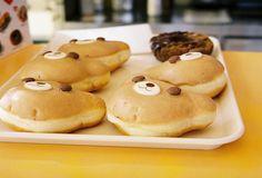 little bear doughnuts.