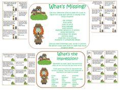TONS of activities to target social skills.  www.thedabblingspeechie.com #slpeeps #dabblingslp #schoolslp