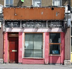 Indian Restaurant, Kentish Town Road NW5