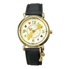 【ディズニーストア】腕時計 Upside Down Story アリス | プレゼント・ギフトの通販・販売ならDisneystore