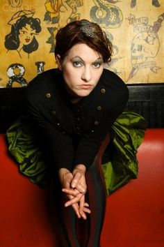 Amanda Palmer. CLICK IMAGE FOR MORE