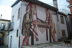 Hyuro in Monteleone di Puglia, Italy.  #WeAreinPuglia